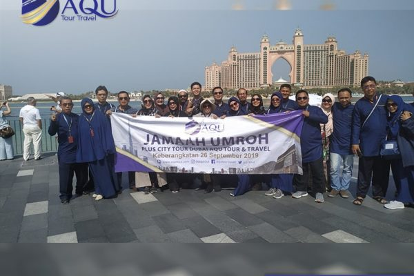 AQU Tour Travel - Umroh Sesuai Sunnah - Plus City Tour Dubai 10-min