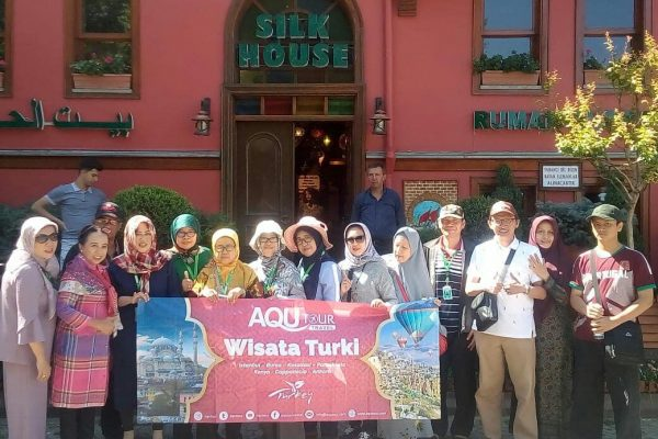 AQU Tour Travel - Wisata Halal Tour - Turki 01
