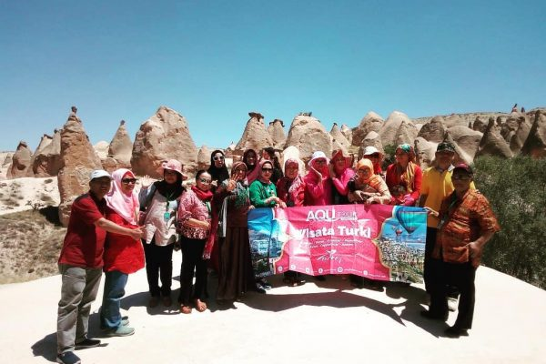 AQU Tour Travel - Wisata Halal Tour - Turki 05