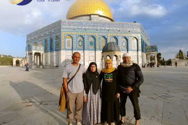 AQU Tour Travel - Umroh Sesuai Sunnah - Umroh plus Aqsha - Dome of Rock 02-min