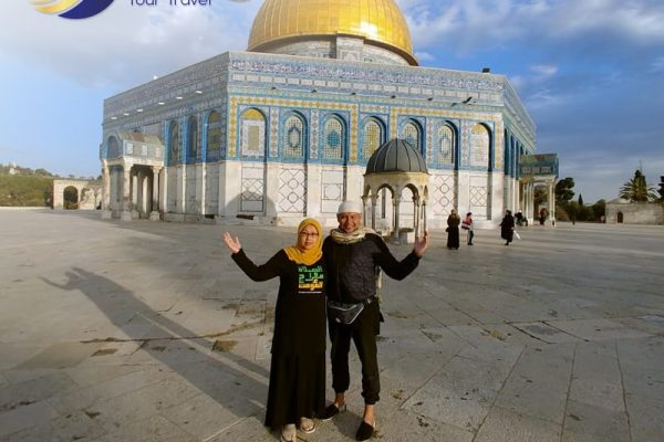 AQU Tour Travel - Umroh Sesuai Sunnah - Umroh plus Aqsha - Dome of Rock 03-min