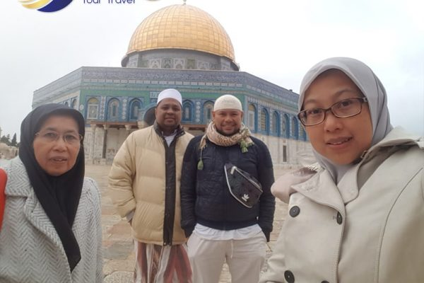 AQU Tour Travel - Umroh Sesuai Sunnah - Umroh plus Aqsha - Dome of Rock 08-min